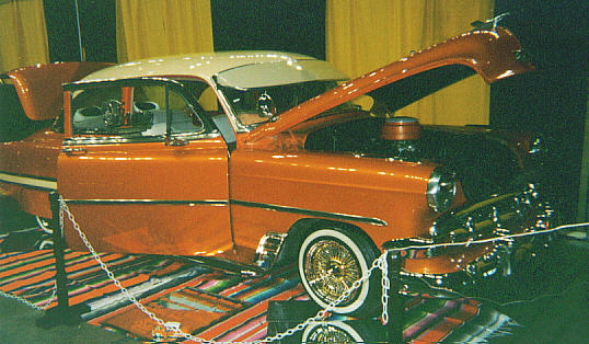 RGV OldCarscom Editorials LowRider Magazine Custom Car Show - Lowrider magazine car show