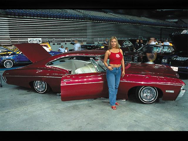 RGV OldCarscom Editorials LowRider Magazine Custom Car Show - Custom car show
