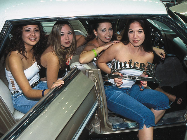 RGV OldCarscom Editorials LowRider Magazine Custom Car Show - San antonio car show